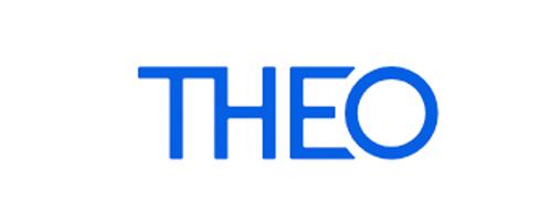 THEOのロゴ