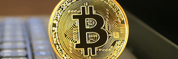 仮想通貨ビットコインのイメージ